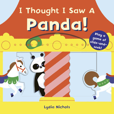 I Thought I Saw A Panda! by Templar Books