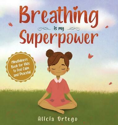 Breathing is my superpower - Top 10 Toddler Books of 2020