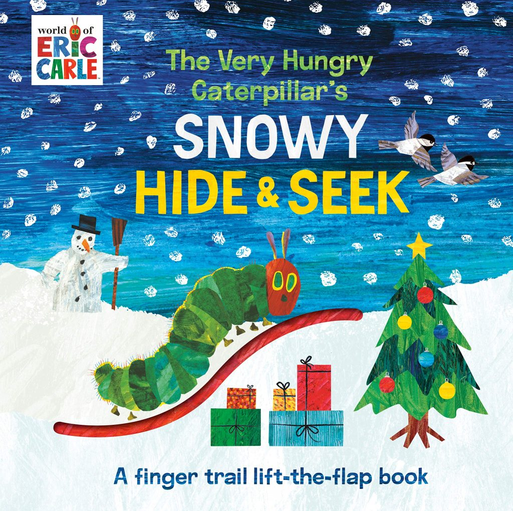 The Very Hungry Caterpillar's Snowy Hide & Seek by Eric Carle